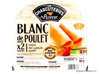 LES CHARCUTERIES DU PICOREUR Blancs de poulet 80g