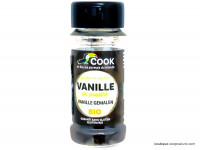 COOK Vanille en poudre 10g