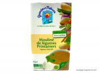 GRANDEUR NATURE Mouliné de légumes printaniers 1L
