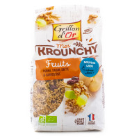 GRILLON D'OR Krounchy aux fruits 1kg