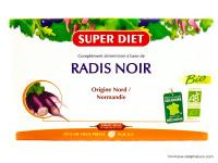 SUPERDIET Radis noir 20 ampoules