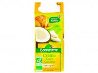 BONNETERRE Crème coco cuisine 200ml