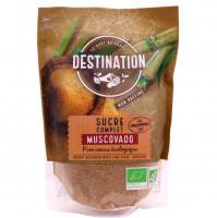 Sucre Complet Non raffiné Muscovado Bio 500g