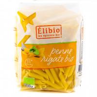 ÉLIBIO Pâtes Penne Rigate blanches 500g