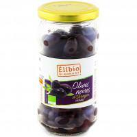 ÉLIBIO Olives noires d'Aragon séchées 210g