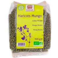 Haricots Mungo Soja Vert Bio 500g