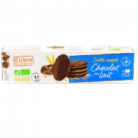 ÉLIBIO Sablés nappés Chocolat au lait 200g