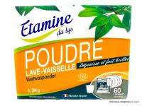 ÉTAMINE DU LYS Poudre lave-vaisselle 1,3kg