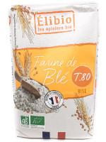 Farine de Blé T80 Bise - 1kg