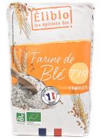 Farine de Blé T110 Complète - 1kg