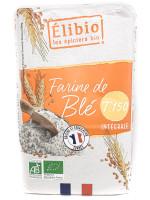 Farine de Blé T150 Intégrale - 1kg