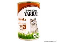 YARRAH Chats pâté au poulet 405g