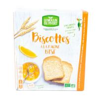 MOULIN DU PIVERT Biscottes à la farine bise 270g