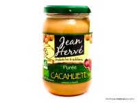 JEAN HERVÉ Purée de cacahuètes 350g
