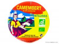 LE MONTSÛRAIS Camembert 250g