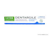 CATTIER Dentifrice Dentargile à la propolis 75ml