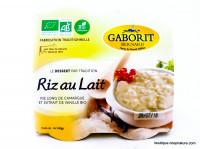 GABORIT Riz au lait 4x140g