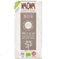 KAOKA Chocolat noir 70% 100g