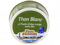 PHARE D'ECKMÜHL Thon blanc à l'huile d'olive MSC 80g