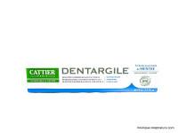 CATTIER Dentifrice dentargile à la menthe 75ml
