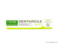 CATTIER Dentifrice Dentargile à l'anis 75ml