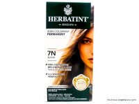 HERBATINT Soin colorant permanent 7N blond 150ml