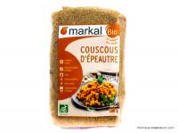 MARKAL Couscous d'épeautre 500g Bio