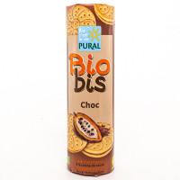 Biscuits Fourrés Crème de Cacao Biobis Choc - 300g