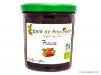 CONFIT DE PROVENCE Confiture de fraises 370g