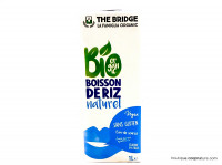 THE BRIDGE Boisson de riz nature 1L