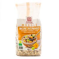 Celnat - Céréales Déjeuner Müesli Montagnard 500g - Bio