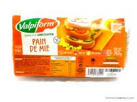 VALPIFORM Pain de mie sans gluten 350g